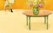 韩国Echi作品恋爱的味道 创意壁纸