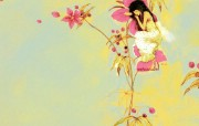 韩国Echi作品 恋爱的味道 韩国Echi作品恋爱的味道 创意壁纸