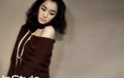 韩国时装杂志广告壁纸 韩国时装杂志广告壁纸 创意壁纸