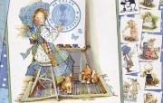 Holly Hobbie―温馨可爱小女孩手绘壁纸 创意壁纸