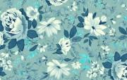 花卉背景创意设计壁纸01 创意壁纸