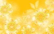 花卉背景创意设计壁纸03 创意壁纸
