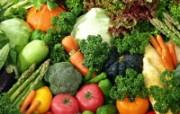 健康美食!高清晰蔬菜写真壁纸 创意壁纸