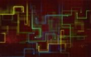 宽屏多分辨率壁纸 3D设计 宽屏多分辨率壁纸――3D设计 创意壁纸