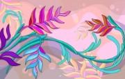 宽屏Photoshop花卉欣赏壁纸 创意壁纸
