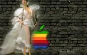 MAC系列壁纸美女主题 创意壁纸