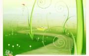 梦中仙境插画设计壁纸 创意壁纸