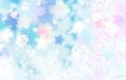 日本风格色彩与图案设计壁纸 日本风格色彩与图案设计壁纸 创意壁纸