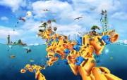 视觉创意合成壁纸 视觉创意合成壁纸 创意壁纸
