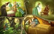 童话世界宽屏壁纸 创意壁纸