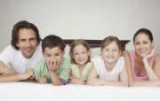 温馨!高清幸福家庭生活壁纸 创意壁纸