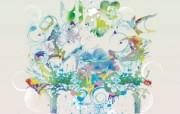Windows 7艺术精美壁纸 Windows 7艺术精美壁纸 创意壁纸