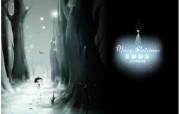 阿花王子迷雾森林版圣诞壁纸 壁纸3 阿花王子迷雾森林版圣 动漫壁纸