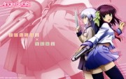 Angel Beats 壁纸1 Angel Beats 动漫壁纸