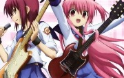 Angel Beats 壁纸2 Angel Beats 动漫壁纸
