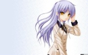 Angel Beats 壁纸11 Angel Beats 动漫壁纸