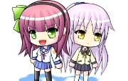 Angel Beats 壁纸13 Angel Beats 动漫壁纸