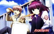 Angel Beats 壁纸18 Angel Beats 动漫壁纸