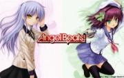Angel Beats 壁纸21 Angel Beats 动漫壁纸