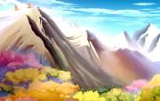 阿特奇幻之旅桌面壁纸 阿特奇幻之旅桌面壁纸 动漫壁纸