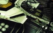 超时空要塞 宇宙战舰 宽屏手绘壁纸 壁纸9 超时空要塞(宇宙战舰 动漫壁纸