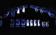 超时空要塞 宇宙战舰 宽屏手绘壁纸 壁纸12 超时空要塞(宇宙战舰 动漫壁纸