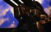 超时空要塞 宇宙战舰 宽屏手绘壁纸 壁纸18 超时空要塞(宇宙战舰 动漫壁纸