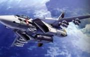 超时空要塞 宇宙战舰 宽屏手绘壁纸 壁纸19 超时空要塞(宇宙战舰 动漫壁纸