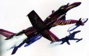 超时空要塞 宇宙战舰 宽屏手绘壁纸 壁纸30 超时空要塞(宇宙战舰 动漫壁纸