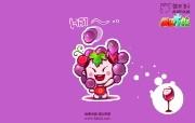 疯狂水果 可爱卡通壁纸 宽屏 普屏 壁纸15 疯狂水果 可爱卡通壁 动漫壁纸