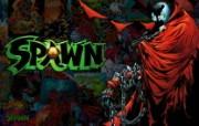 黑暗英雄再生侠Spawn漫画壁纸 动漫壁纸