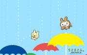 猴兔超人 可爱卡通壁纸 壁纸49 猴兔超人 可爱卡通壁 动漫壁纸