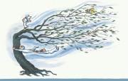 几米漫画绘本 我心中每天开出一朵花 动漫壁纸