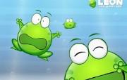 就是要可爱!绿豆蛙壁纸专辑上 动漫壁纸