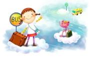 卡通儿童摄影壁纸下载 卡通儿童摄影壁纸下载 动漫壁纸