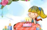 快乐童年卡通桌面壁纸 快乐童年卡通桌面壁纸 动漫壁纸
