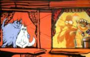 另类卡通壁纸 另类卡通壁纸 动漫壁纸