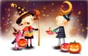 六一国际儿童节可爱卡通宽屏壁纸 壁纸1 六一国际儿童节可爱卡 动漫壁纸