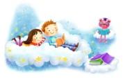 六一国际儿童节可爱卡通宽屏壁纸 壁纸9 六一国际儿童节可爱卡 动漫壁纸