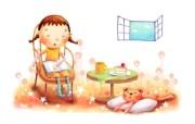 六一国际儿童节可爱卡通宽屏壁纸 壁纸10 六一国际儿童节可爱卡 动漫壁纸