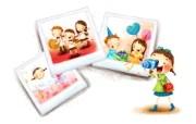 六一国际儿童节可爱卡通宽屏壁纸 壁纸12 六一国际儿童节可爱卡 动漫壁纸