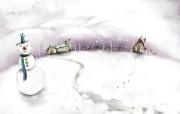 美丽童话风景手绘宽屏壁纸 1920x1200 壁纸6 美丽童话风景手绘宽屏 动漫壁纸