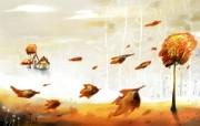 美丽童话风景手绘宽屏壁纸 1920x1200 壁纸10 美丽童话风景手绘宽屏 动漫壁纸