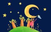 梦幻童话卡通桌面壁纸 动漫壁纸