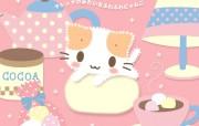 棉花糖小黄猫 mas 动漫壁纸
