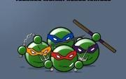 忍者龟设计系列壁纸图片