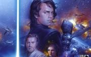《Star Wars 星球大战》漫画壁纸 动漫壁纸