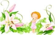 我的童话世界 可爱卡通壁纸 壁纸3 我的童话世界 可爱卡 动漫壁纸