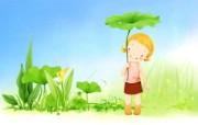 我的童话世界 可爱卡通壁纸 壁纸21 我的童话世界 可爱卡 动漫壁纸