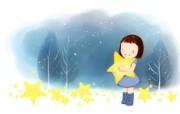我的童话世界 可爱卡通壁纸 壁纸22 我的童话世界 可爱卡 动漫壁纸